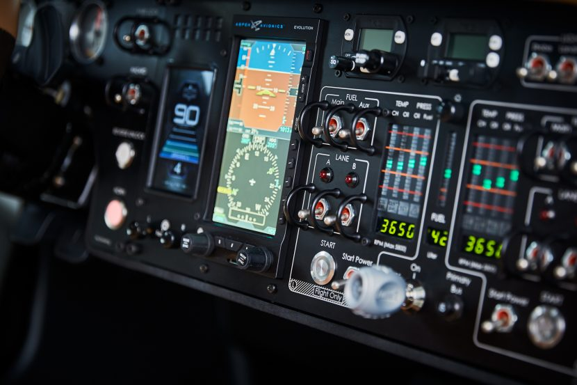 Aspen Evolution Primary Flight Display