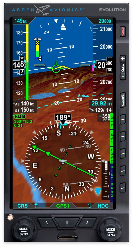 Aspen Avionics Pro Plus MAX